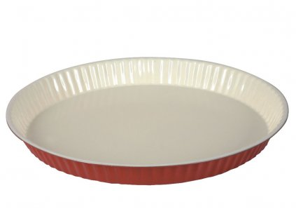 Forma na dort Fusion Fresh Red s keramickým povlakem 31 cm AMBITION