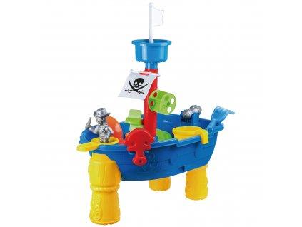 Pískovište / stůl pirátská loď PATIO