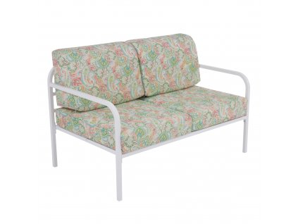 Sofa pro 2-osoby Agat 125 x 77 x 74 cm G038-12LB PATIO