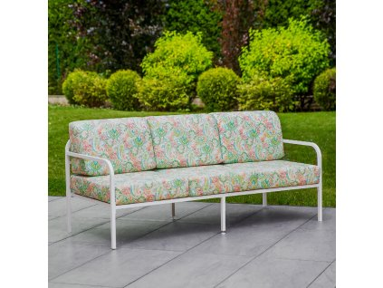 Sofa pro 3-osoby Agat 185 x 77 x 74 cm G038-12LB PATIO