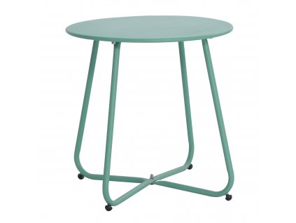 Zahradní stolek Florian Mint Green 45 cm PATIO