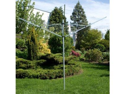 Zahradní sušák 2,12 m PATIO