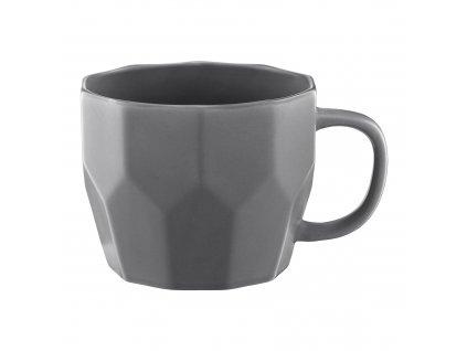 Porcelánový hrnek Diamond Light Gray 430 ml AMBITION