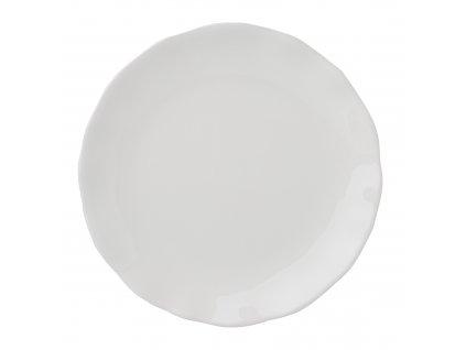 Dezertní talíř Diana Rustic Cream 19 cm AMBITION