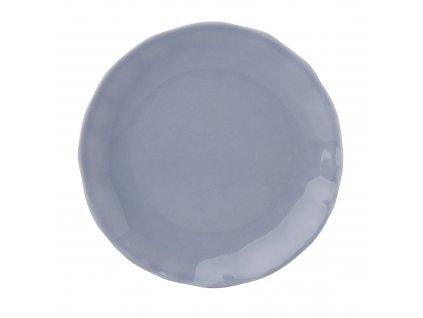 Dezertní talíř Diana Rustic Gray 19 cm AMBITION