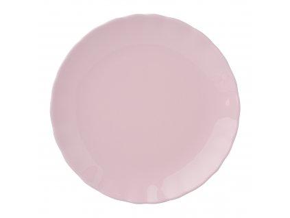 Dezertní talíř Diana Rustic Pink 19 cm AMBITION