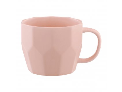 Porcelánový hrnek Diamond Pink 430 ml AMBITION