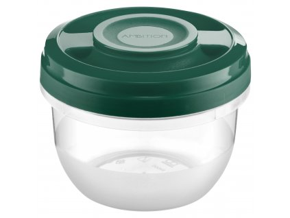 Nádobka do mikrovlné trouby Smart Green 0,5 l AMBITION
