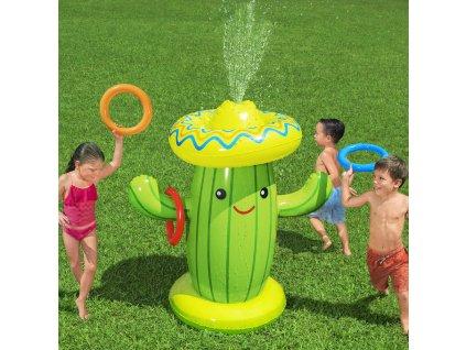 Hračka na vodu nafukovací Kaktus 105 x 60 x 105 cm BESTWAY