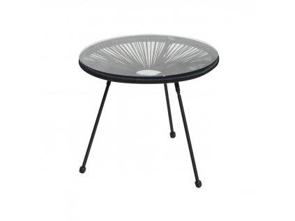 Zahradní stolek Arthur Grafit 48 cm PATIO
