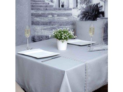 Textilní sada do jídelny Elegant 8-dílů AMBITION