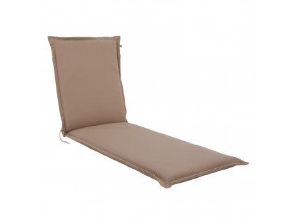 Sedák na lehátko Capri Liege s povlakem na zips 8 cm D042-05DW PATIO