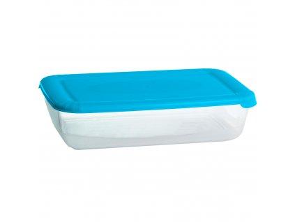 dóza na potraviny Albert Blue 0,9 l DOMOTTI