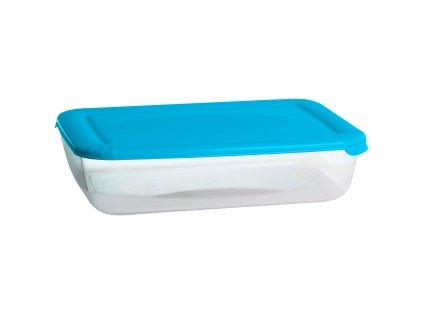 Nádobka na potraviny Albert Blue 3 l DOMOTTI