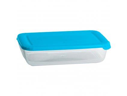 Nádobka na potraviny Albert Blue 0,45 l DOMOTTI