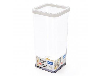 Plastová nádobka Loft s víkem 1,5 l ROTHO