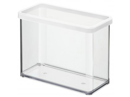 Vysoká plastová nádobka Loft s vekom 2,1 l ROTHO