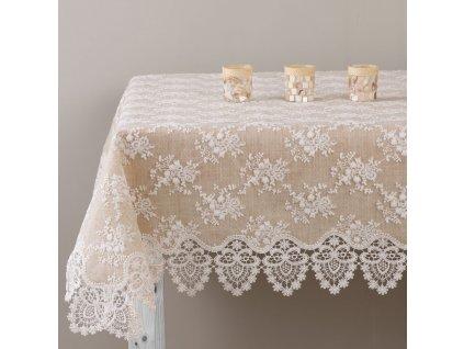 Dekorační ubrus z polyesteru Showy 130 x 160 cm AMBITION