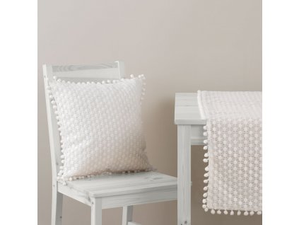 Povlak na polštář z polyesteru Lovely Dot 42 x 42 cm AMBITION