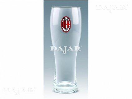 Sklenice na pivo AC Milan 500 ml