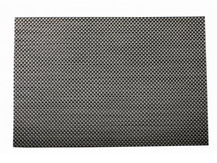 Podložka na stůl Iness Graphite 45 x 30 cm AMBITION