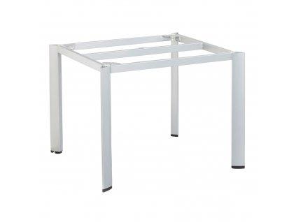 Hliníkový rám stolu Edge Silver 95 x 95 cm KETTLER