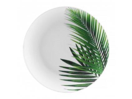 Porcelánový dezertní talíř Pura Vida Palma 19 cm AMBITION