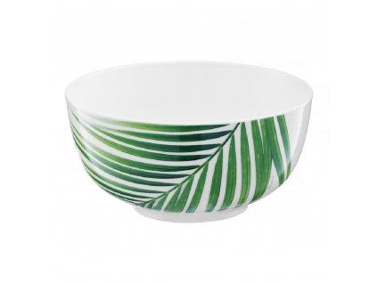 Porcelánová salátová mísa Pura Vida Palma 14 cm AMBITION