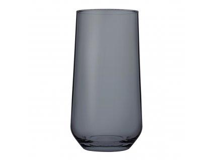 Sada 6 vysokých sklenic Allegra Gray 470 ml PASABAHCE