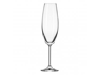 Sada 6 sklenic na šampaňské Venezia 200 ml KROSNO