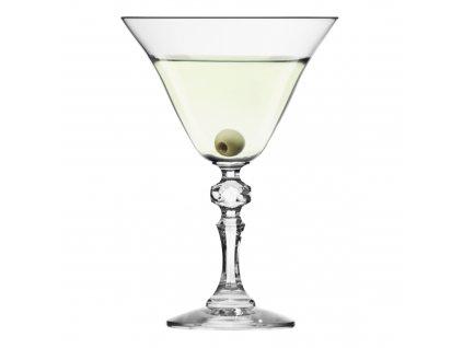 Sada 6 sklenic na martini Krista 170 ml KROSNO