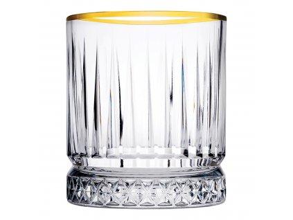 Sada 4 nízkých sklenic Elysia 355 ml PASABAHCE
