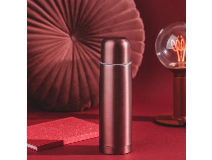 Termos Flash Light Red 1 l AMBITION