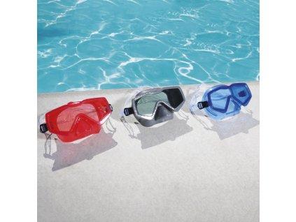 Potápěčská maska Aqua Prime MIX BAREV BESTWAY