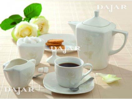 Kávový servis Leiko 17-dílů AMBITION