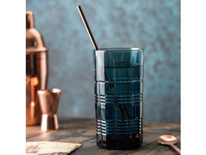 Vysoká sklenička Dallas London Topaz 380 ml LUMINARC