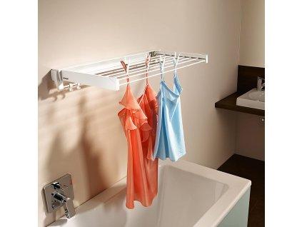 Nástěnný sušák na prádlo Artweger by Juwel Artdry 70 cm JUWEL