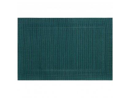 Podložka na stůl Velvet Dark Green 30 x 45 cm AMBITION