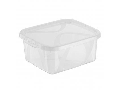 Plastový úložný box Arco 2 l ROTHO
