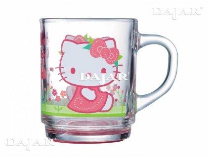 Hrnek Hello Kitty Nordic Flower 250 ml LUMINARC