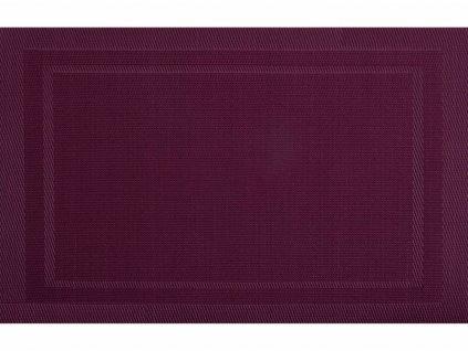 Podložka na stůl PVC / PS Velvet Cherry 30 x 45 cm AMBITION