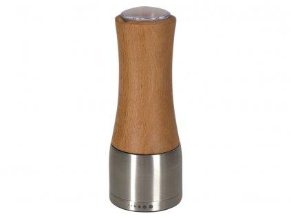 Dřevěný mlýnek na pepř / sůl Falconi AMBITION