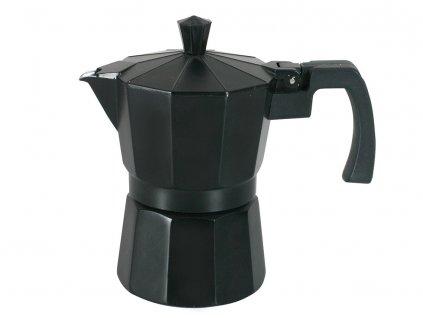 Hliníková kafetérie Negra 300 ml DOMOTTI