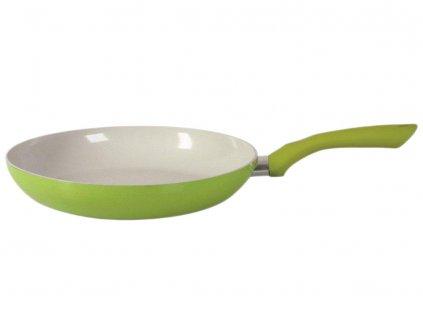 Keramická pánev Fusion Fresh Green 24 cm AMBITION