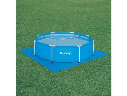 Podložka pod bazén 396 x 396 cm BESTWAY