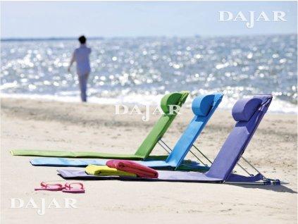Skládací plážové lehátko Paradiso Green D032-12OW PATIO