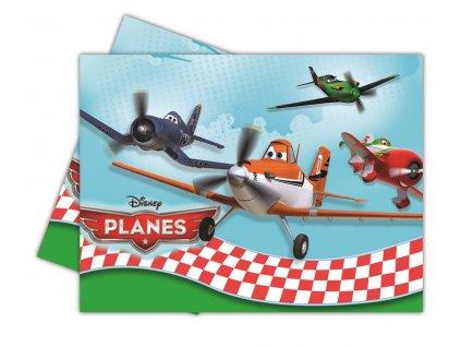 Ubrus fólie Letadla 120 x 180 cm DISNEY