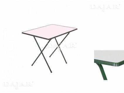Skládací turistický stůl Sevelit Green 60 x 80 cm PATIO