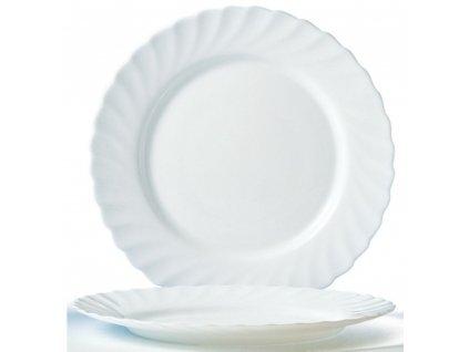 Mělký talíř Trianon 27,3 cm LUMINARC