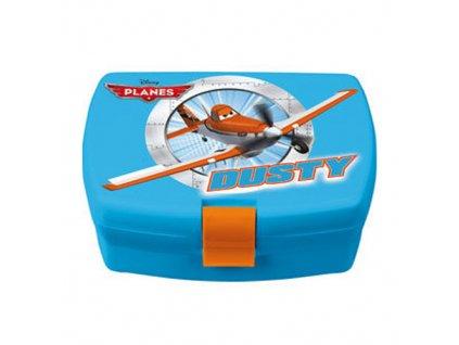 Melaminový svačinový box Letadla DISNEY